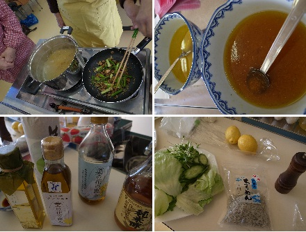 2 CATV撮影の中、パスタ、サラダ、シフォンケーキ作り.jpg
